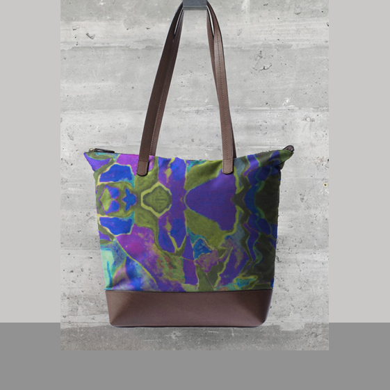 Tote Bag - GARDEN by VIDA VIDA