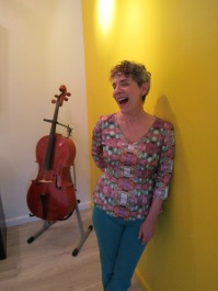 blouse 1 & cello and laugh