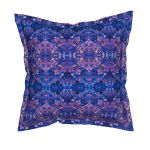 flower-fields-7-a-intense-blue-throw-pillow