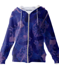 more-blue-hoodie-print-all-over-me-susan-c-price