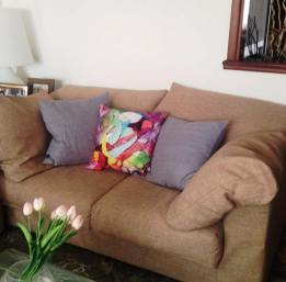 my pillows at Patrizias in Firenze