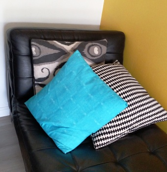pillow getty water