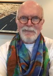 robbie moore in his scarf