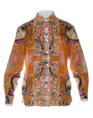 wiggly-one-B-mens-button-down-shirt-print-all-over-me-susan-c-price